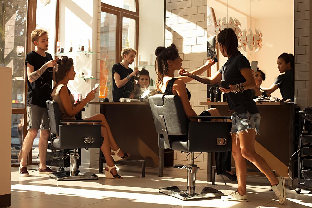 Über uns, Hair&Style Team CSILLA